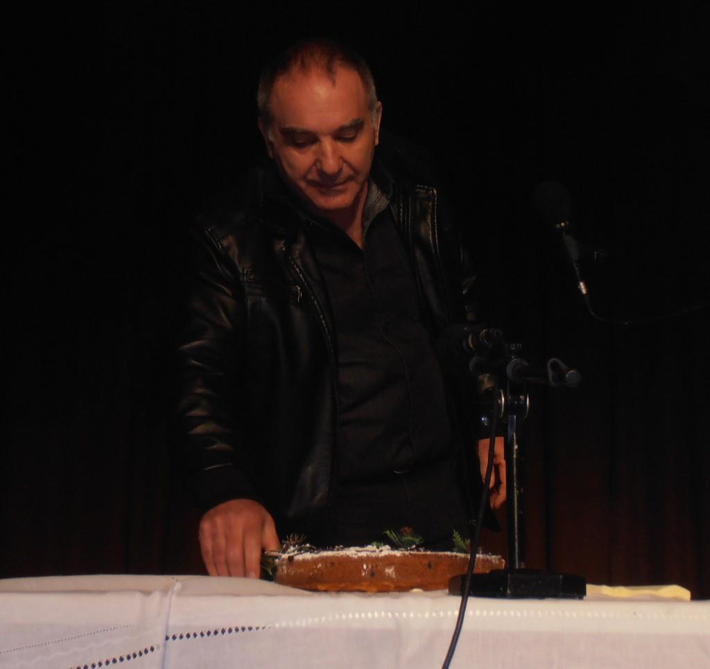 Ο δημοτικός σύμβουλος Δημήτρης Τσατσαμπάς