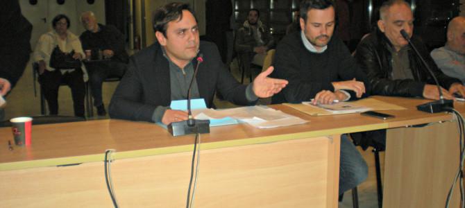 """Βαγγέλης Ντηνιακός: """"Υπεύθυνες πρωτοβουλίες κόντρα στην απραξία της Δημοτικής Αρχής"""""""
